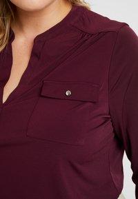Dorothy Perkins Curve - FORMAL  - Topper langermet - burgundy - 5