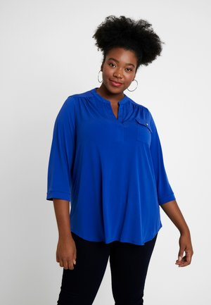 FORMAL  - T-shirt à manches longues - cobalt