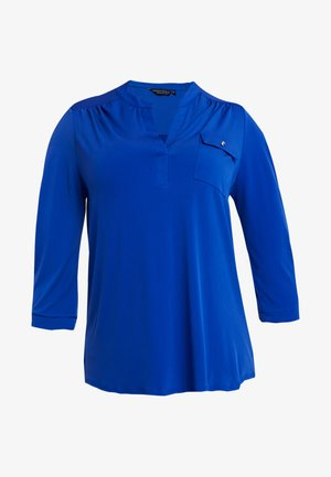 FORMAL  - Pitkähihainen paita - cobalt