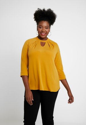 FORMAL  - Long sleeved top - orche