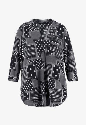 ITY PRINT - Long sleeved top - black
