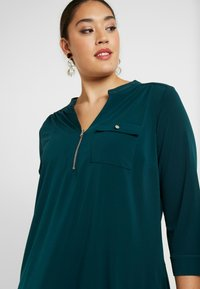 Dorothy Perkins Curve - TUNIC - Bluser - teal - 4
