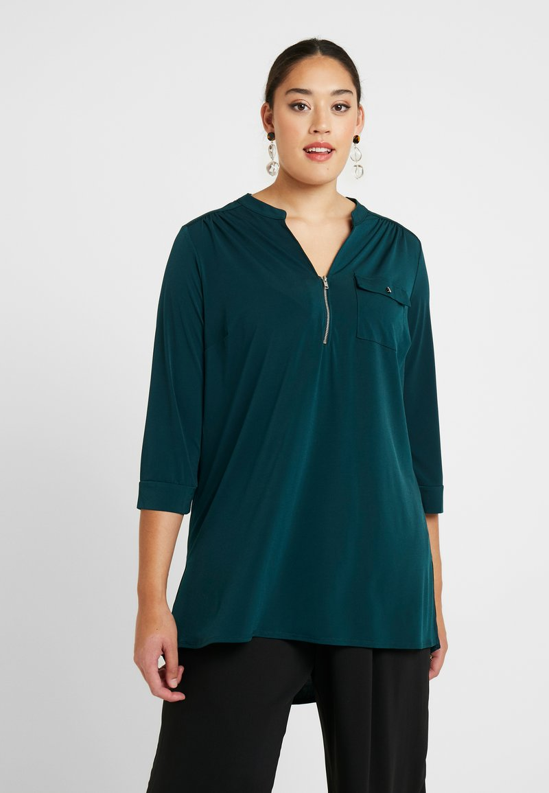 Dorothy Perkins Curve - TUNIC - Bluser - teal