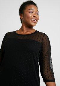 Dorothy Perkins Curve - GEO - T-shirts med print - black - 3