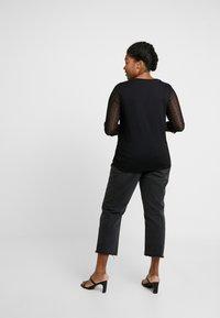Dorothy Perkins Curve - GEO - T-shirts med print - black - 2