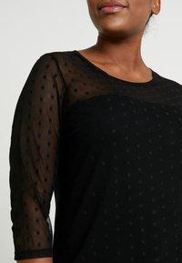 Dorothy Perkins Curve - GEO - T-shirts med print - black - 5