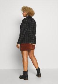 Dorothy Perkins Curve - CURVE CHECK  - Blazer - black - 2