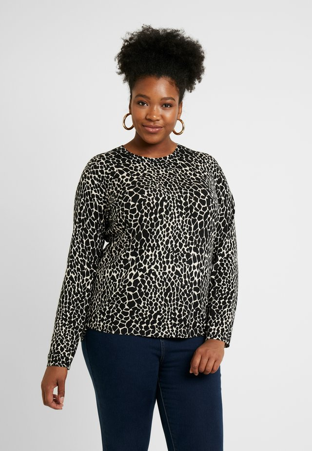 ANIMAL PRINT JUMPER - Strikkegenser - multi coloured
