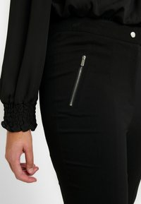 Dorothy Perkins Curve - Jeansy Skinny Fit - black - 4