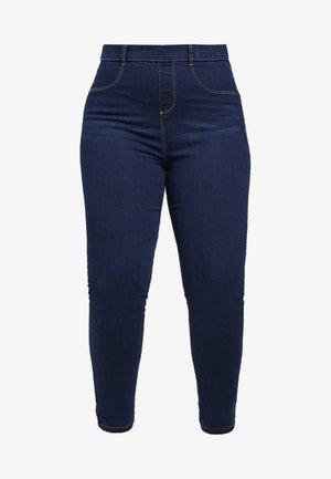 Pantalon classique - indigo