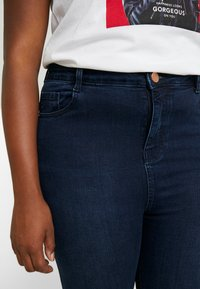 Dorothy Perkins Curve - SHAPE AND LIFT - Jeans Skinny Fit - indigo - 5