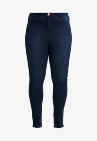 Dorothy Perkins Curve - SHAPE AND LIFT - Jeans Skinny Fit - indigo - 4