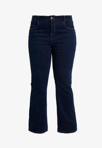 Dorothy Perkins Curve - ELLIS - Jeans bootcut - indigo - 4