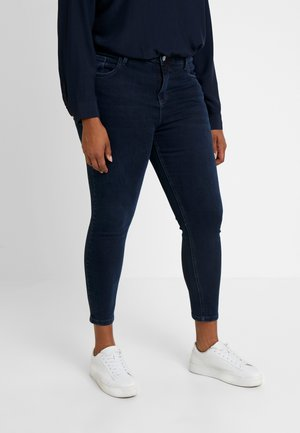 DARCY - Jeans Skinny Fit - blue/black