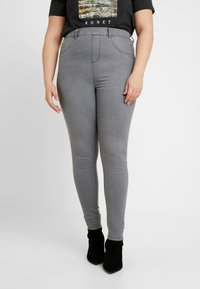 Dorothy Perkins Curve - CHARCOAL EDEN - Jeans Skinny Fit - charcoal - 0