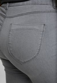 Dorothy Perkins Curve - CHARCOAL EDEN - Jeans Skinny Fit - charcoal - 4