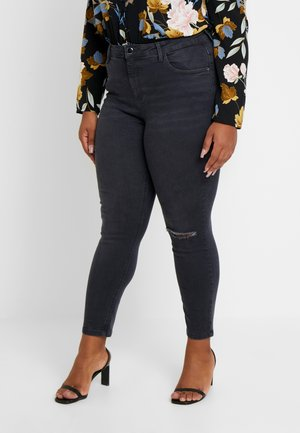 DARCY - Jeans Skinny Fit - charcoal