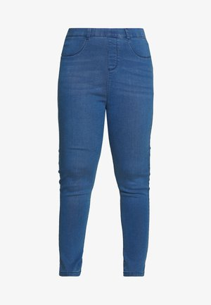 EDEN  - Jegging - mid wash denim