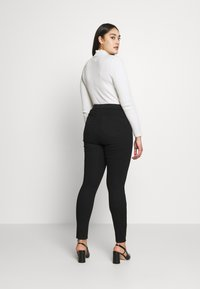Dorothy Perkins Curve - EDEN  - Jegging - washed black - 2