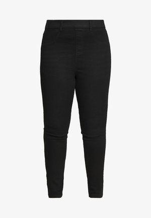 EDEN  - Jeggings - washed black