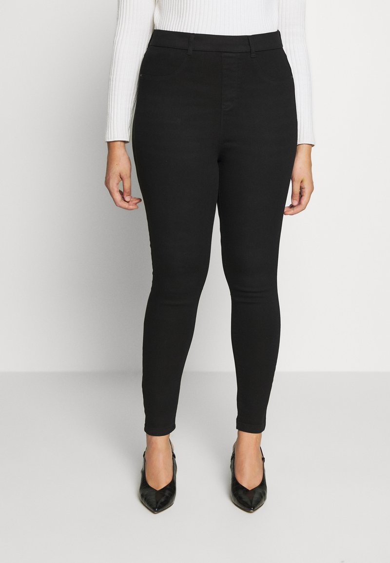 Dorothy Perkins Curve - EDEN  - Jegging - washed black