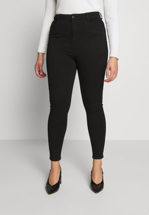 SHAPE AND LIFT - Pantalon classique - black