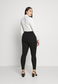 Dorothy Perkins Curve - SHAPE AND LIFT - Jeans Skinny Fit - black - 2