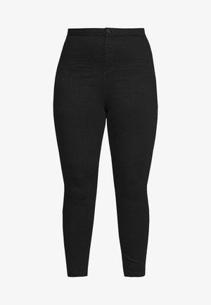 CURVE LYLA - Jeans Skinny Fit - black