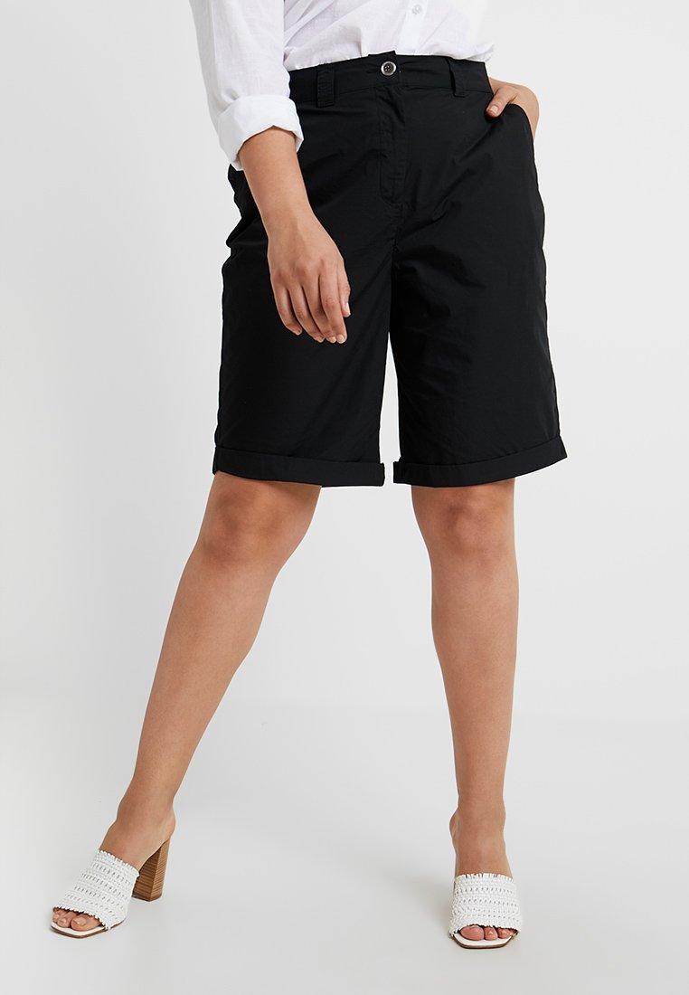 Dorothy Perkins Curve - KNEE - Shorts - black