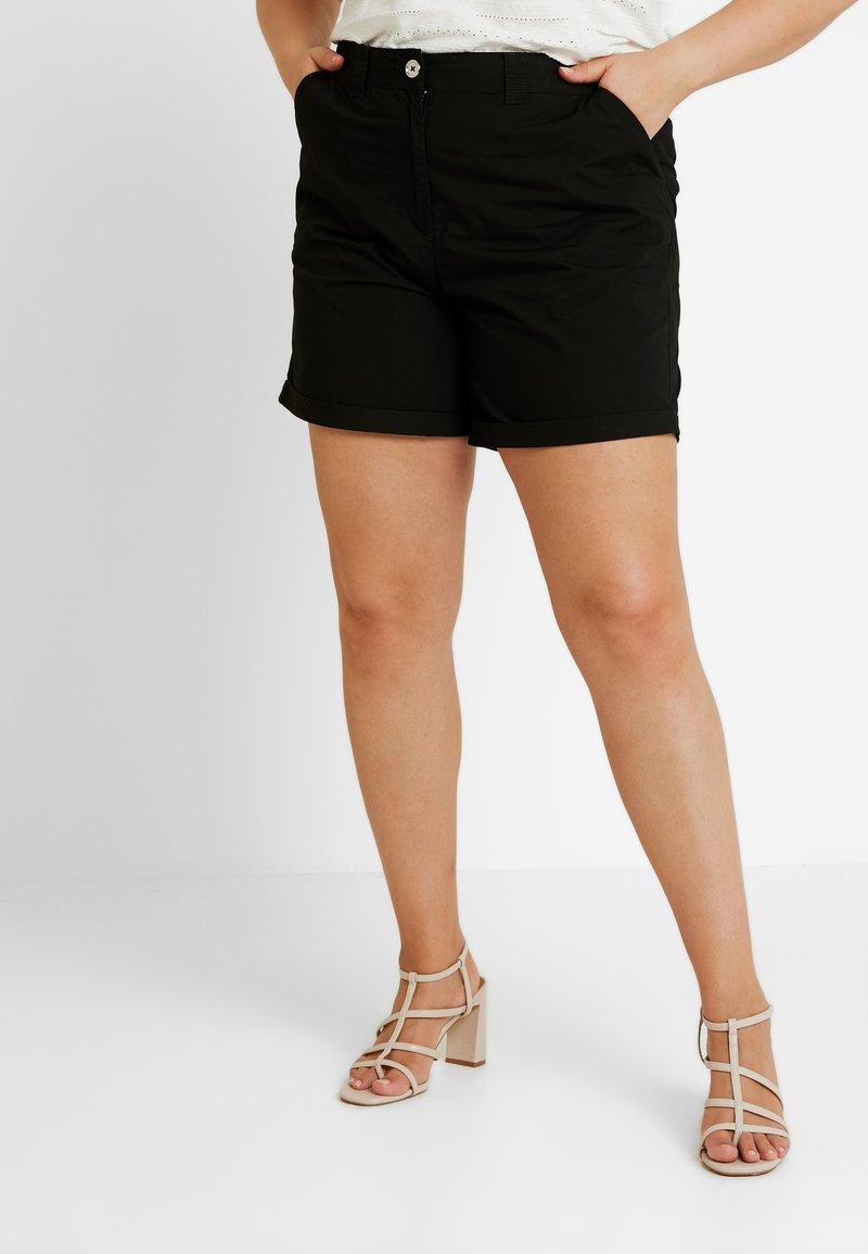 Dorothy Perkins Curve - Shorts - black