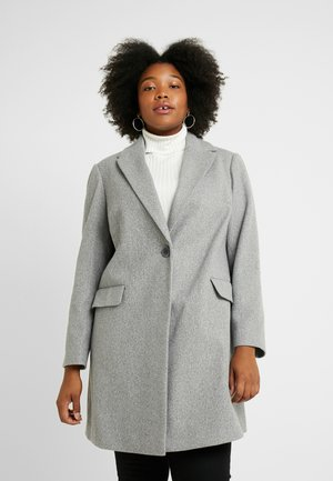 MINIMAL LINED - Manteau court - grey marl