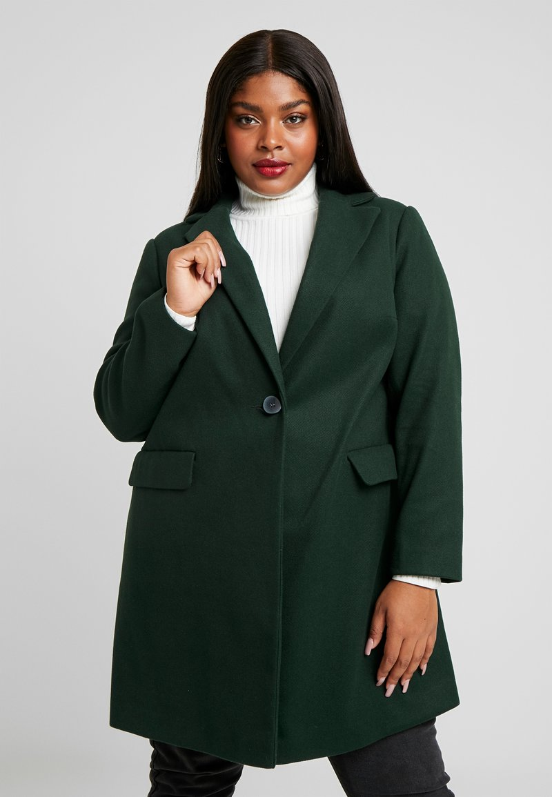 Minimal   Cappotto Classico by Dorothy Perkins Curve