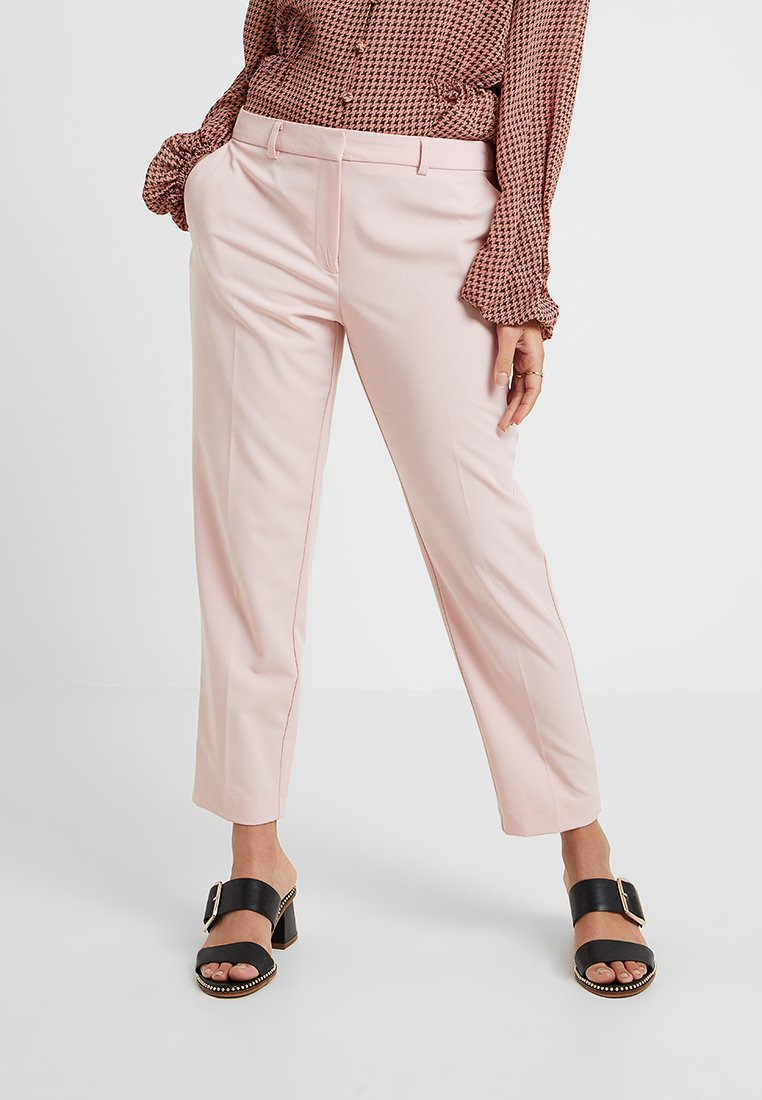 Dorothy Perkins Petite - SUNKISSED NAPLES ANKLE GRAZER - Trousers - pink