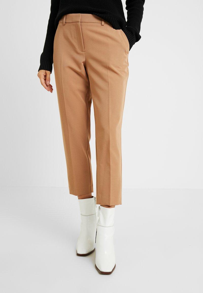 Dorothy Perkins Petite - NAPLES - Trousers - beige
