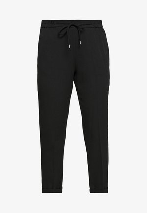 PETITE FORMAL JOGGER - Broek - black
