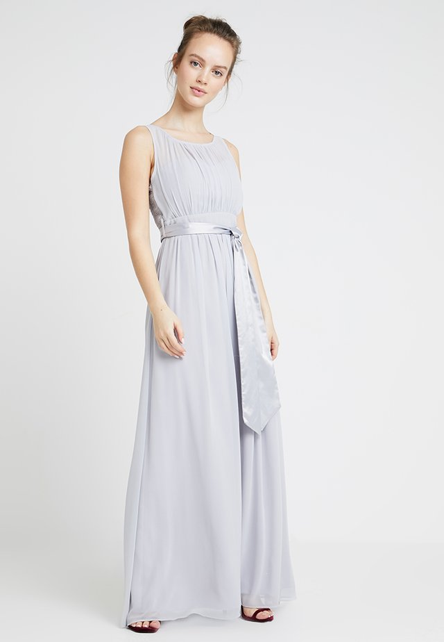 SHOWCASE NATALIE MAXI DRESS - Festklänning - grey