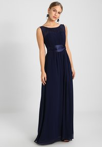 Dorothy Perkins Petite - SHOWCASE NATALIE MAXI DRESS - Festklänning - navy - 0