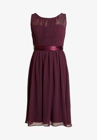 Dorothy Perkins Petite - BETHANYMIDI PROM DRESS - Robe de soirée - oxblood - 5