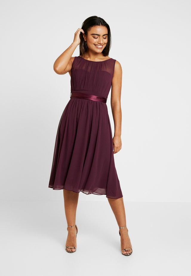 BETHANYMIDI PROM DRESS - Cocktail dress / Party dress - oxblood