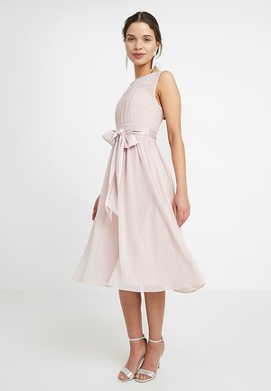 BETHANYMIDI PROM DRESS - Cocktailklänning - blush