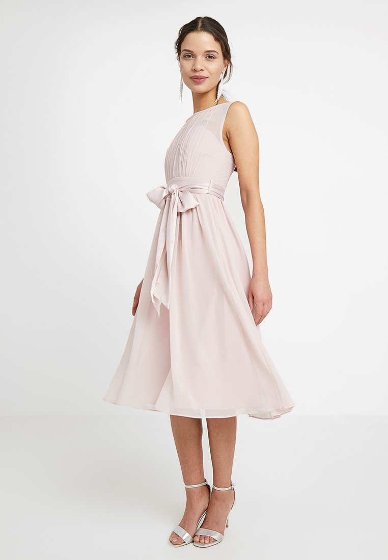 Dorothy Perkins Petite - BETHANYMIDI PROM DRESS - Cocktail dress / Party dress - blush