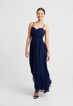 BOBBY BANDEAU WATERFALL - Occasion wear - navy