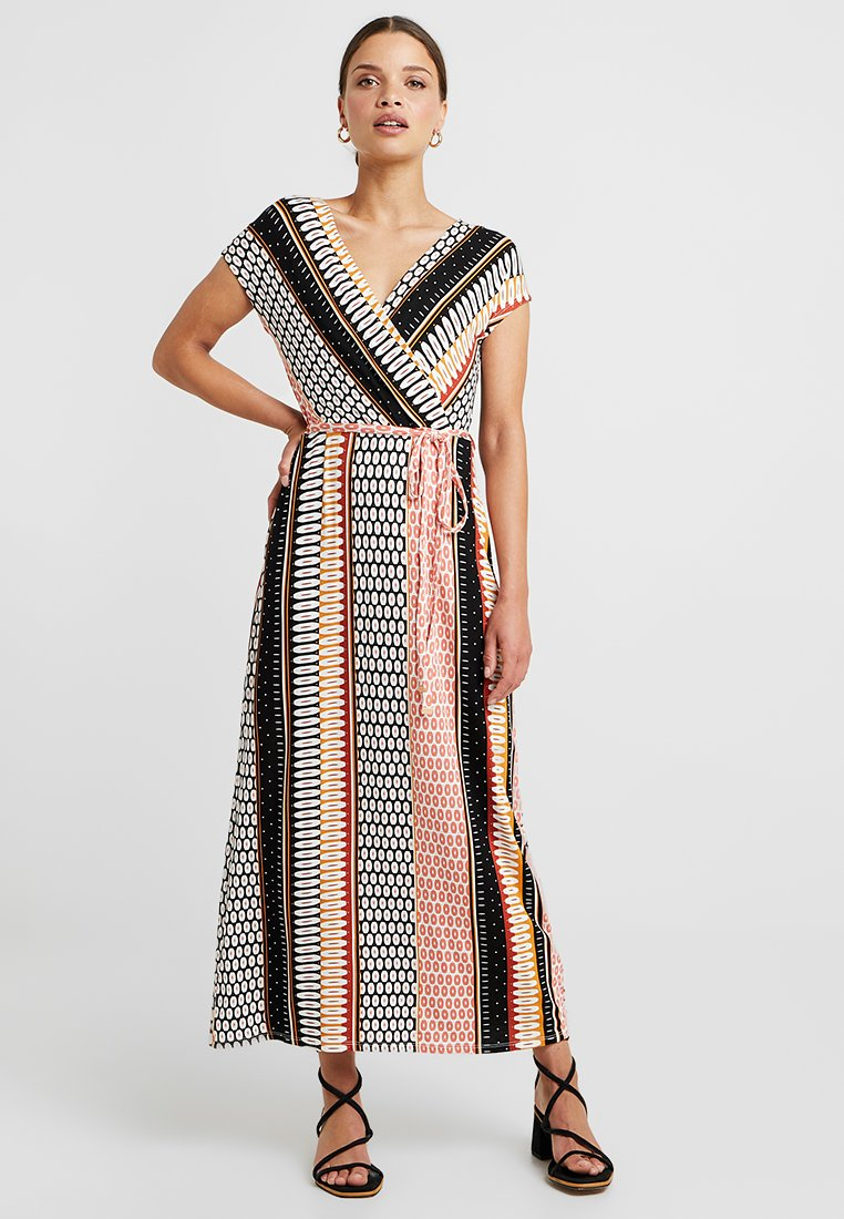 Dorothy Perkins Petite - GEO SAFARI DRESS - Maxi dress - multicoloured