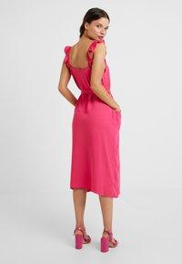 Dorothy Perkins Petite - HOT DRESS - Košilové šaty - pink - 2