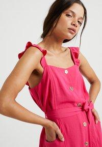 Dorothy Perkins Petite - HOT DRESS - Košilové šaty - pink - 5