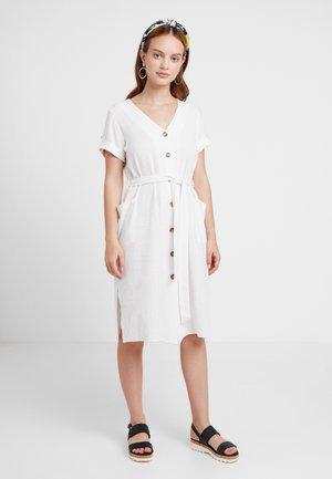 DRESS - Robe chemise - ivory