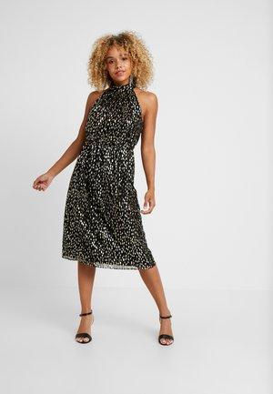 TEARDROP DRESS - Denní šaty - black