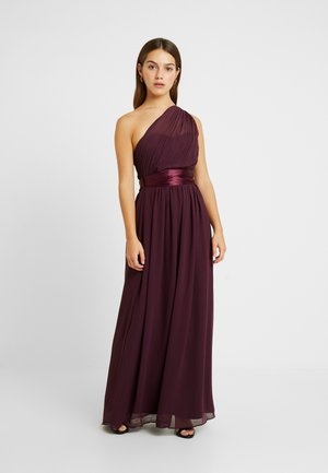 SADIE DRESS - Iltapuku - merlot