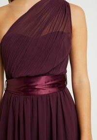 Dorothy Perkins Petite - SADIE DRESS - Vestido de fiesta - merlot - 6