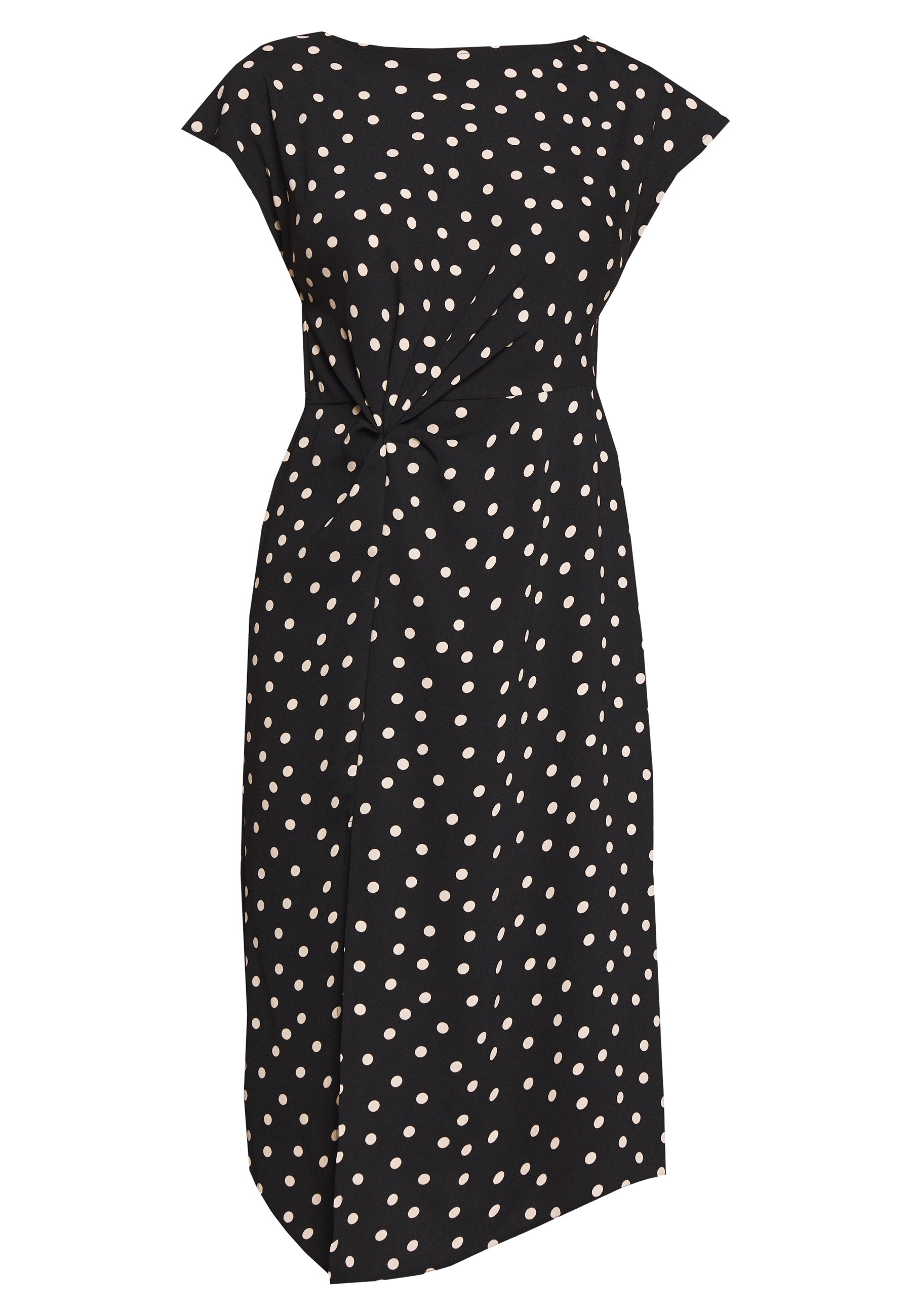 Dorothy Perkins Petite SPOT DRESS - Sukienka letnia - black